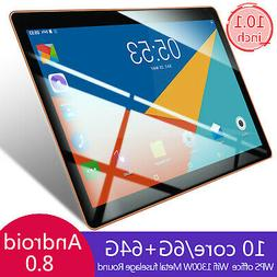10.1 In HD Game Tablet Computer PC Ten Core Android 8.0 GPS