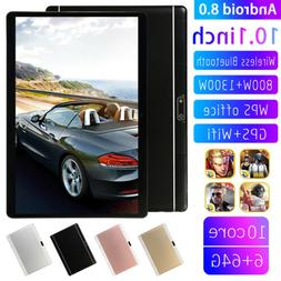Android 8.0 Ten Core 10.1 Inch HD Game Tablet Computer PC GP
