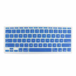 blue clear pc computer laptop keyboard protector