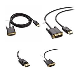 Brand New Cable Matters Gold Plated DisplayPort to DVI Cable