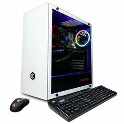 CyberpowerPC Gamer Xtreme VR Gaming PC, Intel Core i5-10400