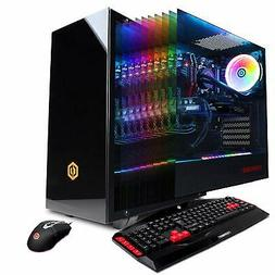 CYBERPOWERPC Gamer Xtreme VR Gaming PC, Liquid Cool Intel Co