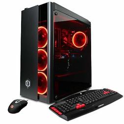CYBERPOWERPC Gamer Xtreme VR GXiVR8260A Gaming PC (Liquid Co