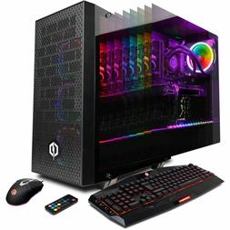 CyberPowerPC Gaming Desktop PC Computer i7-9700K 16GB DDR4 2