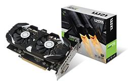 GTX 1050 TI 4GT OC GeForce GTX 1050 Ti Graphic Card - 1.34 G