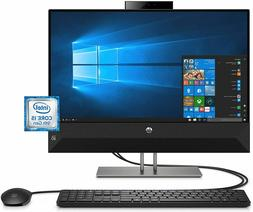 HP Pavilion 24-Inch All-in-One Computer, Intel Core i5-9400T