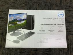 "Dell Inspiron 3670 Tower 27"" Monitor Desktop Computer 12GB 1"