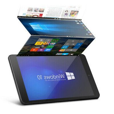 8Inch HD 2GB+64GB Tablet Computer PC Movable Keyboard Laptop