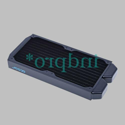 alphacool full copper cold row radiator st30