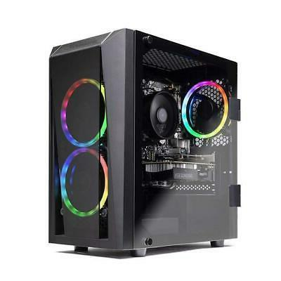 blaze ii gaming computer pc desktop ryzen