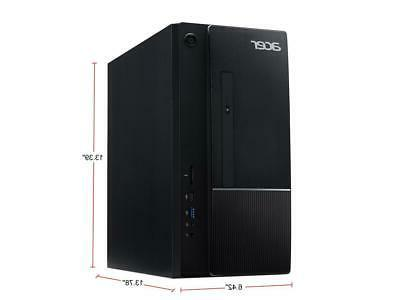 Acer Desktop TC-875-UR11 Intel Core i3 10th Gen 10100