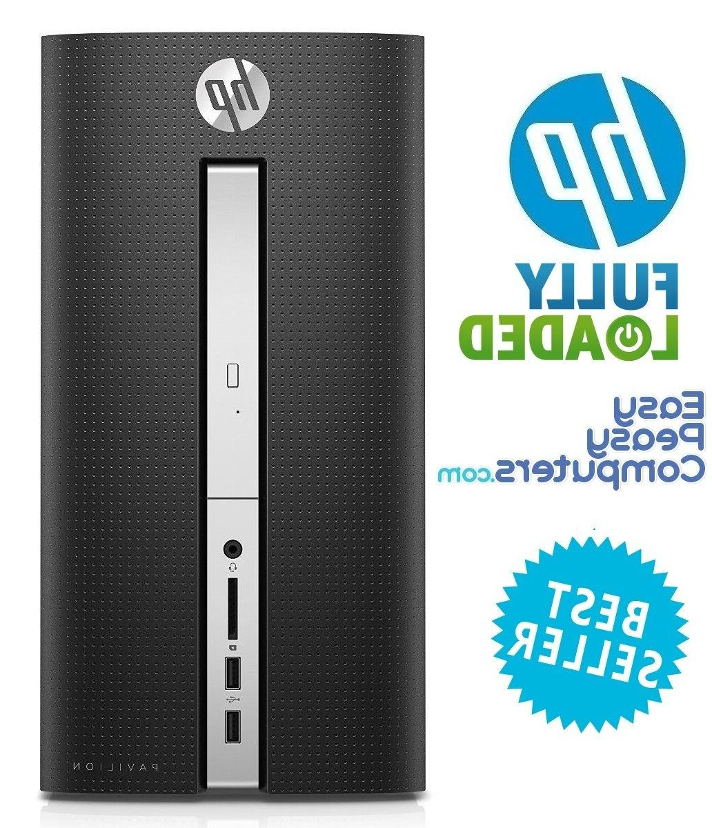 HP Computer 8GB Bluetooth