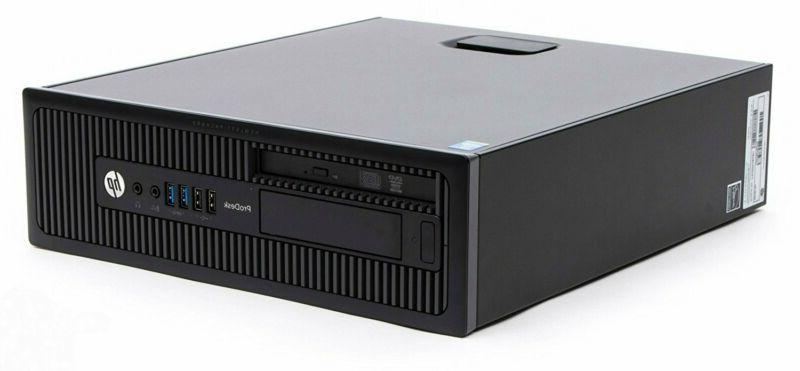 HP ProDesk 600G1 Business Computer,i5 Win10 Pro