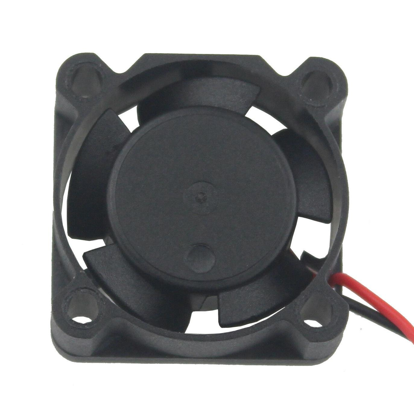 Mini 25mm 5V Brushless Cooler Fan 10mm 2Pin