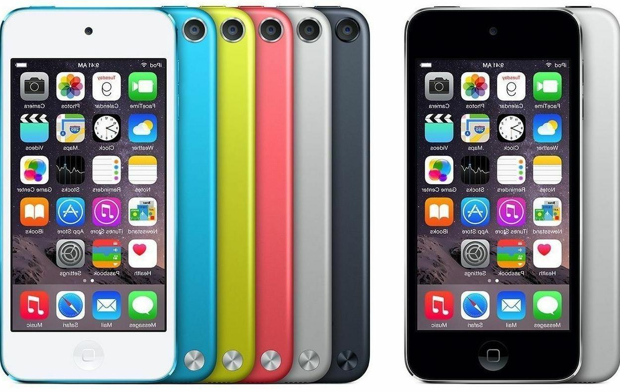 new ipod touch 5th generation 16gb 32gb