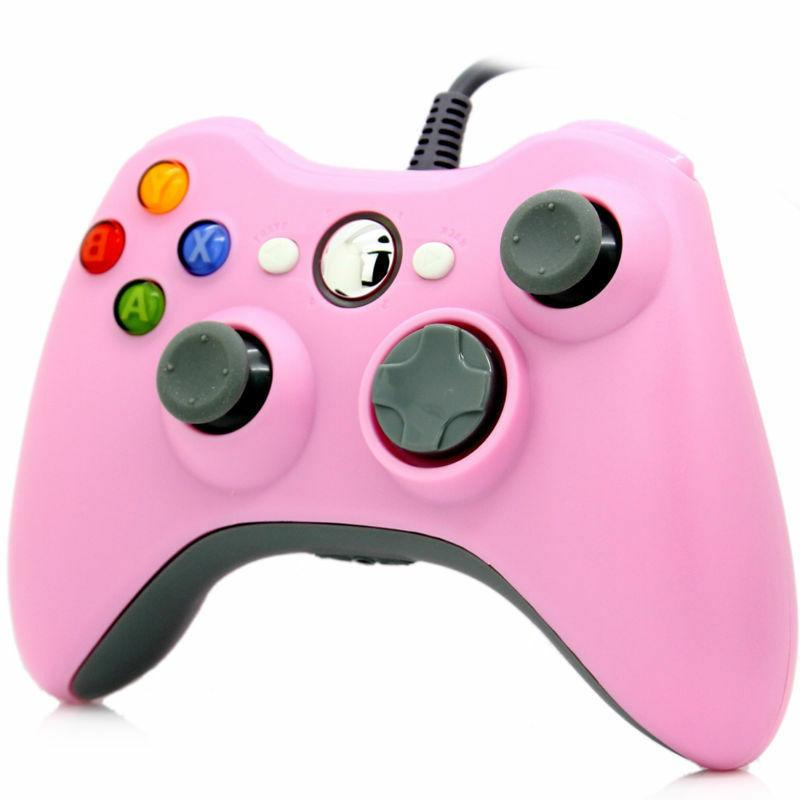 New GamePad Wired Controller 360 / Windows