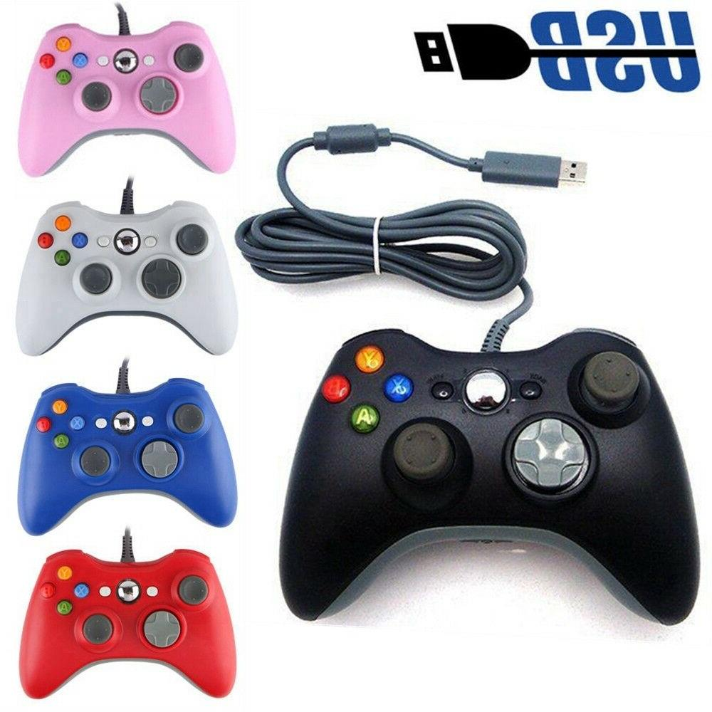 new usb gamepad wired controller for microsoft