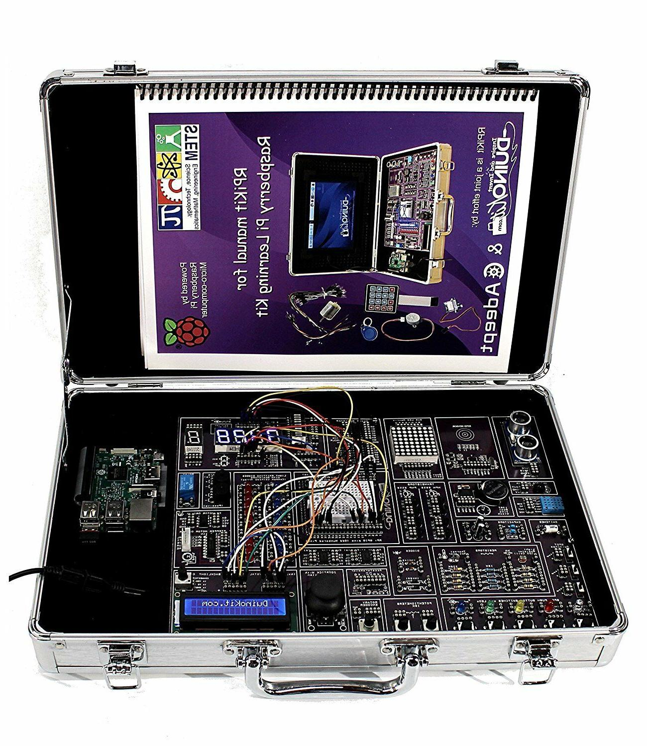 RPiKit - Raspberry Pi Arduino Learning Kit with RFID Module