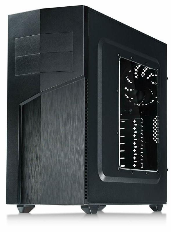 Rosewill Tyrfing Atx Mid Tower Gaming Computer Case, Support