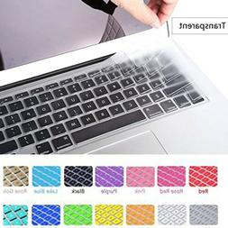 Silicone Colored Universal Keyboard Cover Skin Protector for