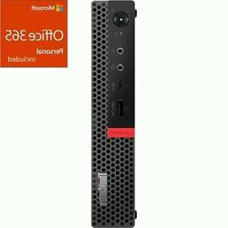 Lenovo ThinkCentre M920x Desktop Computer - Core i7 i7-8700T