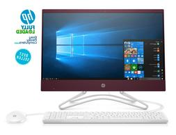"""HP Touchscreen All in One Computer 24"""" Windows 10 8GB 1TB WE"""