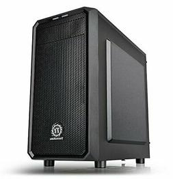 Thermaltake VERSA H15 Micro ATX Mini Tower Gaming Computer C