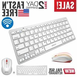 Victsing Wireless Bluetooth Keyboard and Mouse Combo Compute