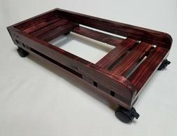 Wooden Gaming PC Desktop Computer Stand For Tower CPU Case|G