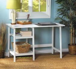 Workstation Desk Stylish Perfect For Dorms Rooms & Students